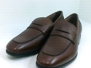Salvatore Ferragamo Men's Shoes 304e40 Loafers, Moccasins &, Brown, Size 8.5