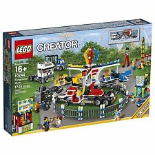 LEGO 10244 Fairground Mixer, ARTICULATED LORRY, CREATOR EXPERT, MISB, Sealed Box