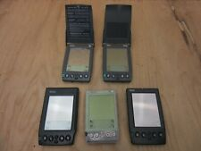 Lot of 5 Palm Iiie Iii Viix Series Others Handheld Pda Organizers *For Parts*