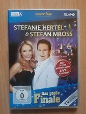 DVD Musik Film Stefanie Hertl & Stefan Mross letztes gemeinsames Live Konzert
