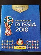 Panini 50 verschiedene Sticker wählen WM 2018 Russland Dt. Version