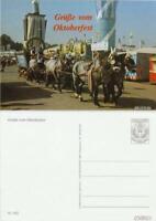 Ansichtskarte München Oktoberfest - Pferdewagen 1985