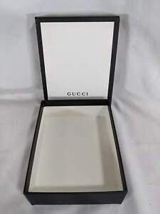 GUCCI Authentic Empty Gift Boxes