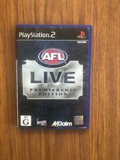 AFL Live Premiership Edition PS2 Playstation 2