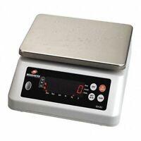 MEASURETEK 12R991 Digital Compact Bench Scale 6kg/13 lb. Capacity