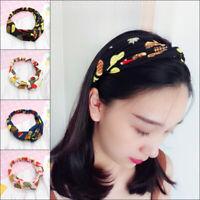 Fashion Women Turban Twist Knot Head Wrap Headband Hair Band Hair Collections