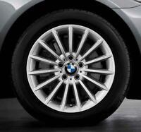 4 Orig BMW Sommerräder Styling 237 245/45 R18 100Y 5er F10 6er 69dB Neu BMW-160