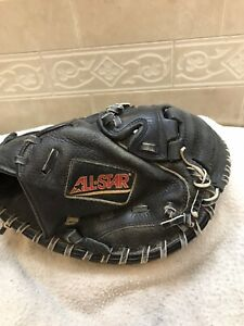 """All Star CM1010 32"""" Young Pro Series Youth Baseball Catchers Mitt Right Throw"""