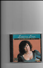 "LORETTA LYNN, CD ""22 GREATEST HITS"" NEW SEALED"