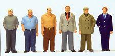 Preiser 68216 Stehende Männer Maßstab 1:50 Figuren Zubehör Architekturmodelle