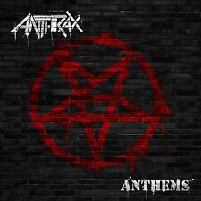 Anthrax - Anthems [LP] (Purple & White ''Haze'' Color Vinyl, limited to 500) NEW