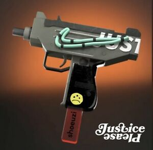 Shoeuzi Justice Please *Limited Edition* In hand ready to ship (X/400)