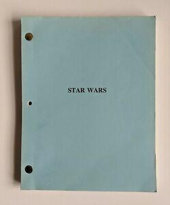 STAR WARS - Screenplay - Revised Fourth Draft - March 15, 1976 - NR