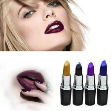 Vampire Style Waterproof Lip Gloss Lipstick Lip Makeup Black/Purple/Blue/Gold