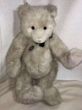 NEW GUND TINKER BEAR STUFFED ANIMAL COLLECTORS CHRISTMAS FRIEND VINTAGE NEW TAGS