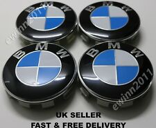 BMW Alloy Wheel Centre Cap Badge Emblems Fits 1, 3, 4, 5, 6, 7, 8 Series Z4, X5