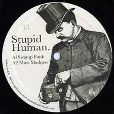 "Stupid Human – Swamp Funk  - 12"" INCH"