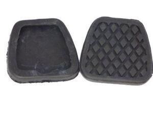 2x MG Rover MGF TF 25 45 ZT ZR ZS Clutch & Brake Pedal Rubbers DBP7047L