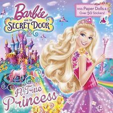 A True Princess Barbie and the Secret Door PicturebackR