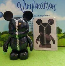 """Disney Vinylmation 3"""" Park Set 6 Urban w/ Card Zipper"""