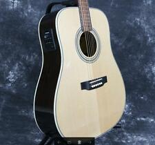 Starshine Sr-Mac-D28W Electric Acoustic Guitar With Fishman Eq Solid Spruce Top