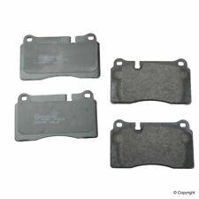 Disc Brake Pad Set fits 2012-2013 Audi TT Quattro  MFG NUMBER CATALOG