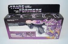 Shockwave MISB NEW Unused Sealed 1985 G1 Transformers Vintage Action Figure