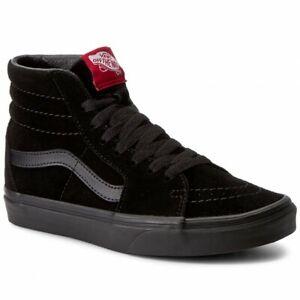 scarpe uomo vans nere