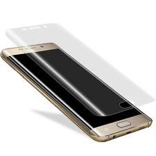 Samsung Galaxy S6 Edge+ G928F CURVED Panzerglas Display Schutzfolie Glas Klar