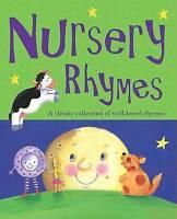 Treasury: Nursery Rhymes by Parragon (Hardback, 2009)
