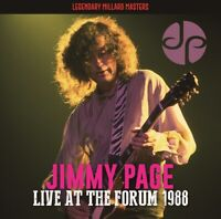 JIMMY PAGE LIVE AT THE FORUM 1988 LEGENDARY MILLARD MASTER BREAKDOWN789A B Z01
