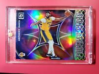 2019-20 Donruss Optic Fantasy Stars Anthony Davis Silver Holo Lakers #8