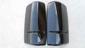 07-11 NITRO Smoked Tail Lights Black OEM Tinted non led Custom painted Dodge