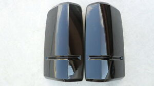 07-11 NITRO Smoked Tail Lights Black OEM Tinted non led Custom painted Dodge