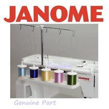 Genuine janome machine à broder fil 5 bobine stand 10000 9700 9500 350 e 300e