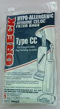 Genuine Oreck Type CC Hypo-Allergenic Filter Bags XL7 (8)
