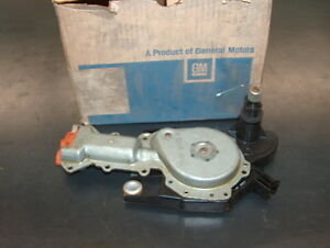 1985-1993 Chevy S10 wo/Delay GM NOS AC Delco Windshield Wiper Motor 22029860