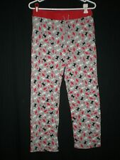 Womens Disney's Pooh Cotton Pajama Pants Size Small (4/6) W:27-40 H:40 R:10 I:28