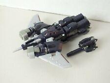 Transformers Universe 2008 Deluxe Class Cyclonus & Nightstick Action Figure