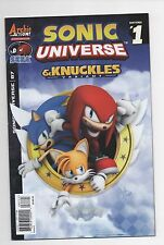 Archie Comics  Sonic Universe #87   Cover B  Variant Edition
