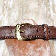 Yves Saint Laurent Leather Belts For Men For Sale Ebay