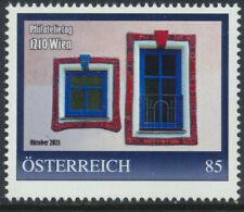 8138111 PM - Philatelietag 1210 - Oktober 2021- Hundertwasser **pt0591
