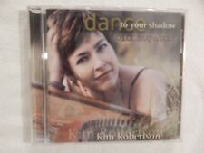 "Kim Robertson ""Dance To Your Shadow"" BRAND NEW PROMO CD! NEVER PLAYED!"