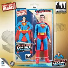 SUPERMAN JUSTICE LEAGUE OF AMERICA 8 INCH Action Figure New mosc