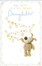 Boofle To A Very Special Daughter Easter Greeting Card Cute Greetings Cards