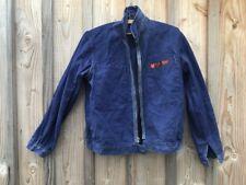 L'AIGLE ROUGE , ancienne veste de bleu de travail vetement vintage ancien usine