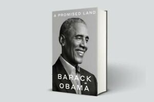 A Promised Land by Barack Obama - Brand New