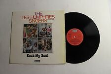 LES HUMPHRIES SINGERS Rock My Soul LP Decca SL-16650 Germany SLK-16650 BREAKS 1E