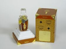 RARE VINTAGE 80's MCM OBELISK 1/4 oz PARFUM * SEALED BOTTLE No 21477