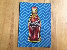 2017 WACKY PACKAGES 50TH ANNIVERSARY BEST OF THE '00s COCA-COLA COBRA SNAKE POP